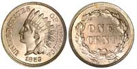 1859 Indian Cent was the first year of issue