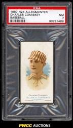 1887 N28 Allen & Ginter Charles Comiskey (Baseball)