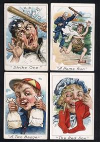 1900 T203 Mayo's Baseball Comics
