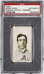1909-1911 T206 Eddie Plank