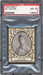 1909 T204 Ramly Ed. Collins