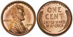 1909 V.D.B. Lincoln Cent
