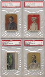 1910 Tip-Top Bread Pittsburgh Pirates Barney Dreyfuss