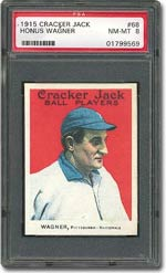 Merkel's 1915 Cracker Jack set is renowned for its incredible quality.