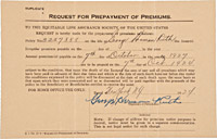 1924 Babe Ruth Signed Document