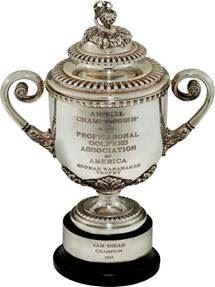 1951 PGA Championship Wanamaker Trophy Won by Sam Snead