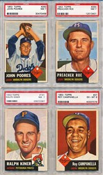 1953 Topps Cards