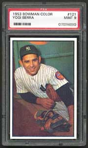 Yogi Berra served our country on the ground during WWII in Europe