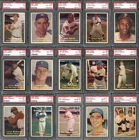 1957 Topps Baseball set