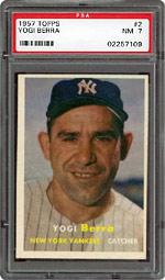 1957 Topps Yogi Berra #2