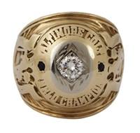 1958 Colts Super Bowl Ring
