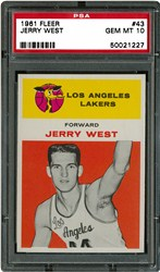 Jerry West will be signing autographs at noon on Saturday.