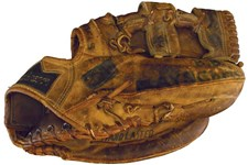1965-70 Willie Mays San Francisco Giants MacGregor Fielder's Mitt