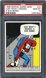 1966 Marvel Super Heroes Just What I Needed, A Bug Bomb! #37
