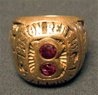 1967 Red Sox Ring
