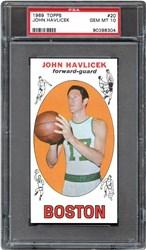 1969 Topps John Havlicek #20