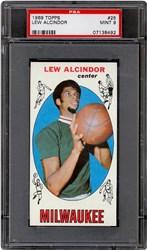 1969 Topps Lew Alcindor #25