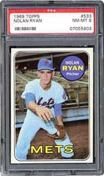 Nolan Ryan was the Mets' relief pitcher in the series finale.