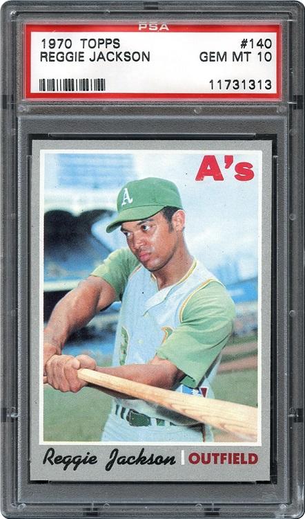 1954 Topps Hank Aaron Rookie Card Psa Mint 9 Tops 190000