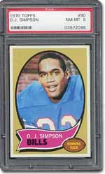 In '73, O.J. Simpson became the first player to rush for more than 2,000 yards in a season.
