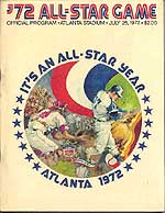 Hank Aaron hit a home run in the 1972 All-Star Game