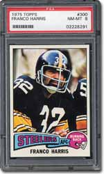 Franco Harris's ''Immaculate Reception'' gave the Steelers their first-ever postseason win.