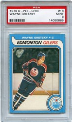 1979 O-Pee-Chee Wayne Gretzky #18