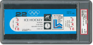 1980 Olympic Hockey