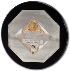 1981 Major League Baseball Most Valuable Player Award