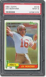 Joe Montana drove the 49ers to victory at the end of the 1988-'89 season.