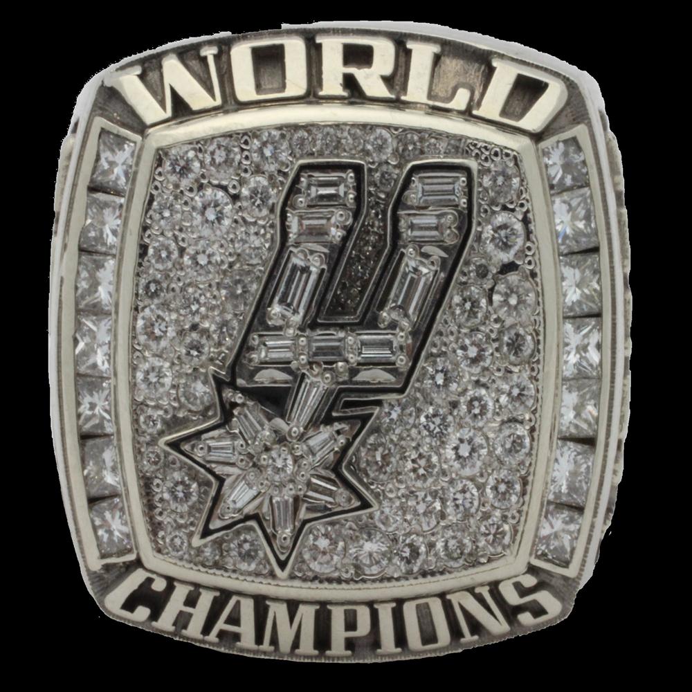 Johnny Moore's San Antonio Spurs Championship Rings Ready ...  Johnny Moore'...