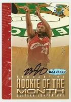 2004 LeBron James Signed Trading Card