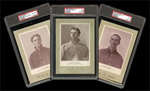 W600 Cabinet Baseball Card Collection 1902-1911