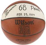 maravich 68th game basketball
