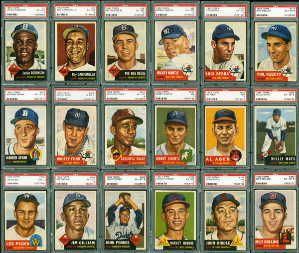 Vintage Sports Card 65