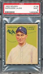 1933 Lajoie #106 Card