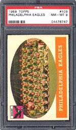 1958 Topps Football