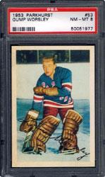 1953-54 Parkhurst Hockey