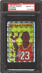 1985 Prism/Jewel Michael Jordan