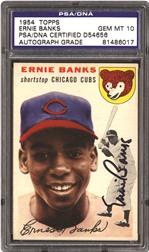 1954 Topps Ernie Banks