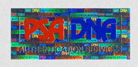 The colorful PSA/DNA hologram is now embedded in each Letter of Authenticity.