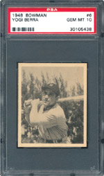 1948 Bowman Baseball Set: A Small Set With Deep Depth