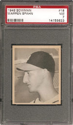 1948 Bowman Baseball Set: A Small Set With Deep Depth
