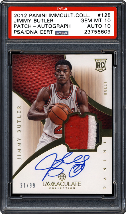 Psa Now Offers Dual Grading For Autographed Cards