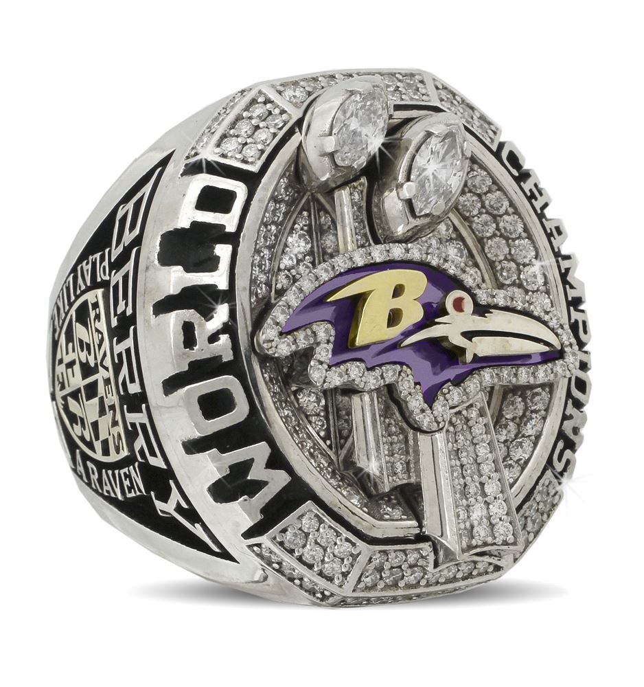 Nfl Super Bowl Championship Rings