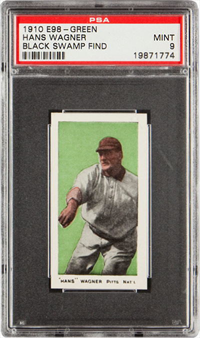 Headline Making E98 Baseball Cards From The Attic On
