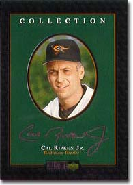 Collectors should be able to easily find many Ripken cards at  <br>various stages throughout his career.