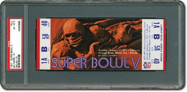 1971 Super Bowl