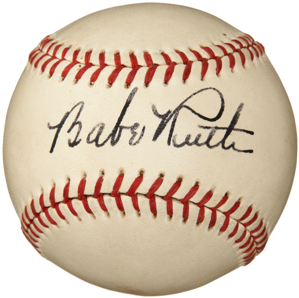 the life and significance of babe ruth to baseball Babe ruth was an american baseball player considered to be among the best to have ever graced the game this biography of babe ruth provides detailed information about his childhood, life.