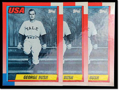 Bush Cards